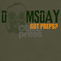 Doomsday Got Preps 3 T-Shirt