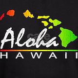 Hawaiian Sweatshirts & Hoodies