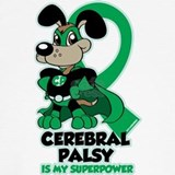 Cerebral palsy T-shirts