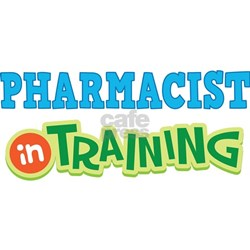 Pharmacist in Training Infant T-Shirt