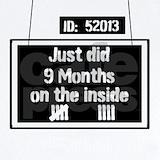 9 months inside Baby Bodysuits