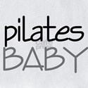 Pilates Baby Bibs