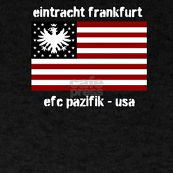 eintracht frankfurt t shirts shirts tees custom. Black Bedroom Furniture Sets. Home Design Ideas