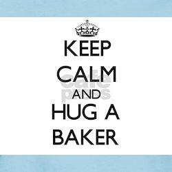 Keep Calm and Hug a Baker T-Shirt