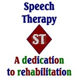 Speech Therapy Dedication Mug