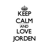 Keep Calm and Love Jorden Mugs