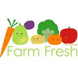 Fruit and vegetables T-shirts