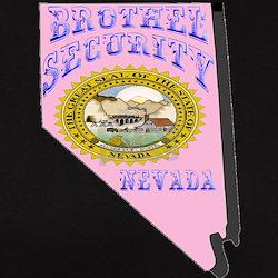 Nevada Brothel Security Tee