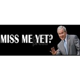 George W. Bush - Miss Me Yet? Mug