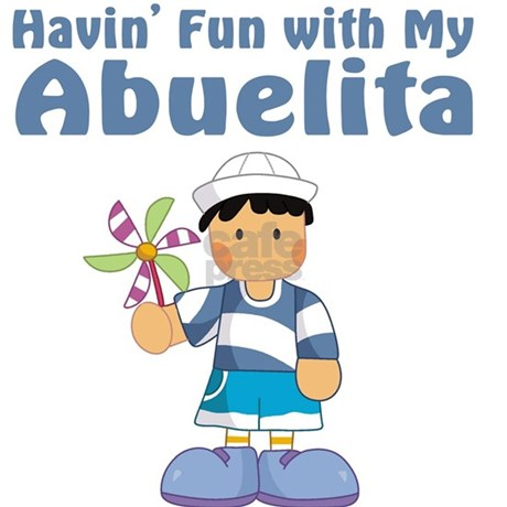 Fun With Abuelita Necklace Heart Charm Height Width