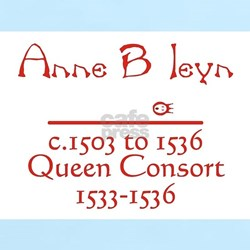 Anne Boleyn Red Women's Pink T-Shirt