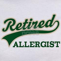 Retired Allergist Tee