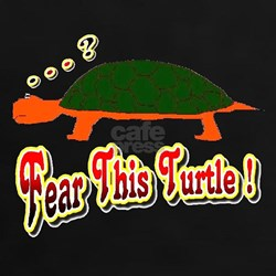 Fear This Turtle !? Tee