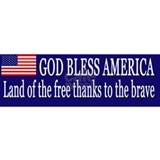god bless america bumper sticker Mug
