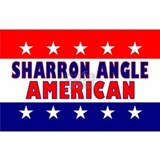 RectangleStickerSharronAngleAmerican Mug