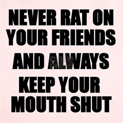 Never Rat T-Shirt