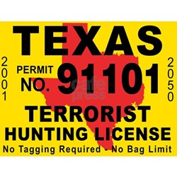 Terroristhuntinglicensexltx for Texas hunting and fishing license