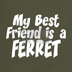 Ferret BEST FRIEND T-Shirt