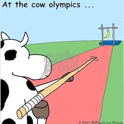 Cow Olympics T-Shirt