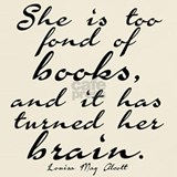 Fond of books T-shirts