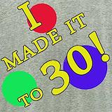 30th birthday gag Pajamas & Loungewear