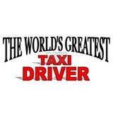 """The World's Greatest Taxi Driver"" Mug"