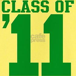 class-2011-green T