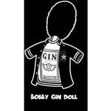 booby-gin-doll-CRD Water Bottle
