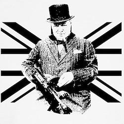 Churchill Flag Shirt