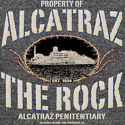 PROP_OF_ALCATRAZ Long Sleeve Maternity T-Shirt