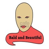 Bald and Beautiful v1.1 Mugs