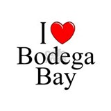 """I Love Bodega Bay"" Mug"
