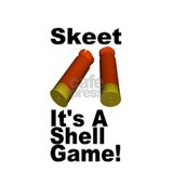 Skeet - It's A Shell Game, Mug