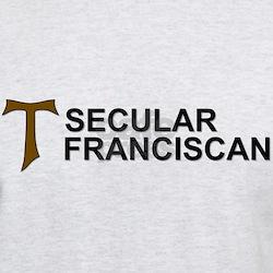 Secular Franciscan T-Shirt