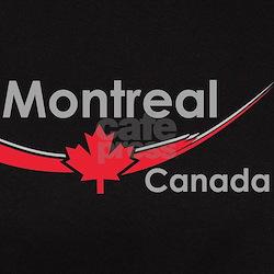 Montreal Canada Tee