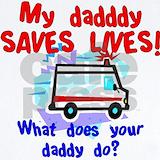 Paramedic Baby Bodysuits