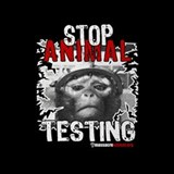 stop-animal-testing-pins-small-01 Drinking Glass