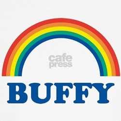 BUFFY (rainbow) Shirt