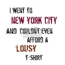 Lousy NYC T-Shirt