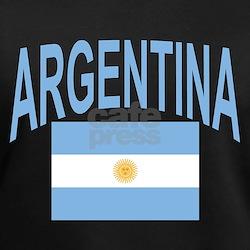 Argentina Oval Flag Shirt