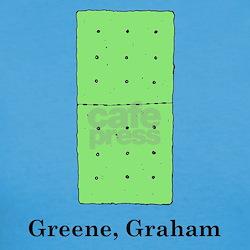Greene, Graham Tee