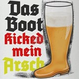 das boot-GC Drinking Glass