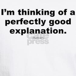 Perfectly Good Explanation - Shirt