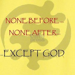 Except God 7 T