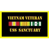 uss-sanctuary-vietnam-veteran-lp Coffee Mug