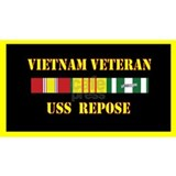 uss-repose-vietnam-veteran-lp Coffee Mug