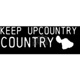 keep upcountry black 10x3 Mug