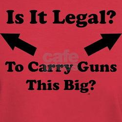 Is It Legal? T-Shirt