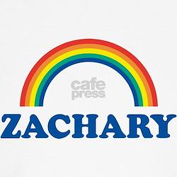 ZACHARY (rainbow) T