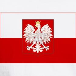 Poland w/ coat of arms Shirt